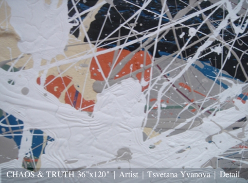 CHAOS&TRUTH Detail 2