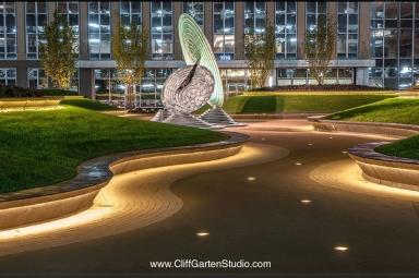 Cliff Garten receptor Pic1